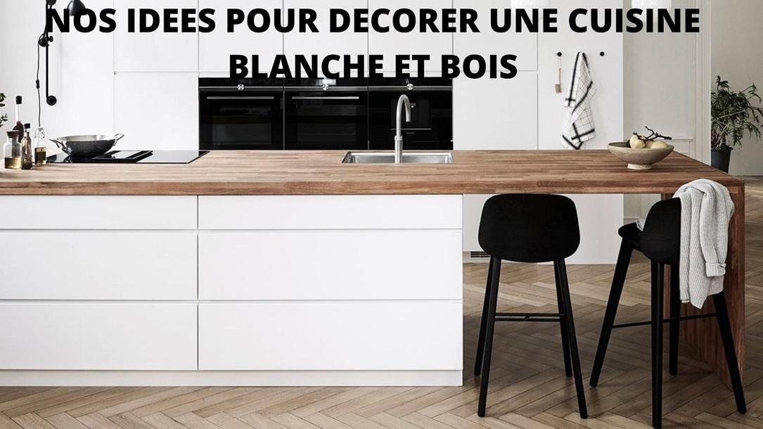 Découvrez quelle couleur de mur pour cuisine blanche et bois et bien plus!